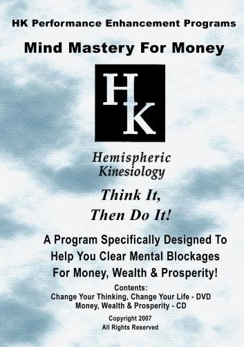 Mind Mastery For Money (DVD & CD)