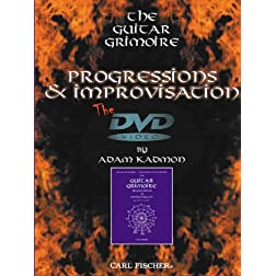 Adam Kadmon: The Guitar Grimoire - Progressions and Improvisation