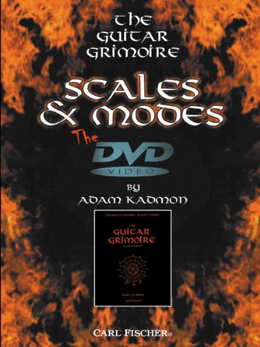 Adam Kadmon: Guitar Grimoire - Scales and Modes