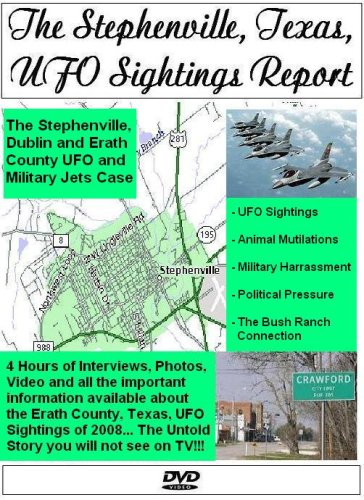 The Stephenville, Texas, UFO Sightings Report