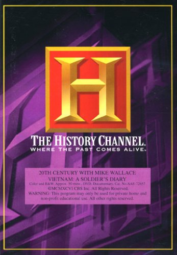 20th Century with Mike Wallace--Vietnam: A Soldier's Diary (The History Channel)