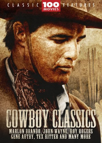 Cowboy Classics 100 MoviePack