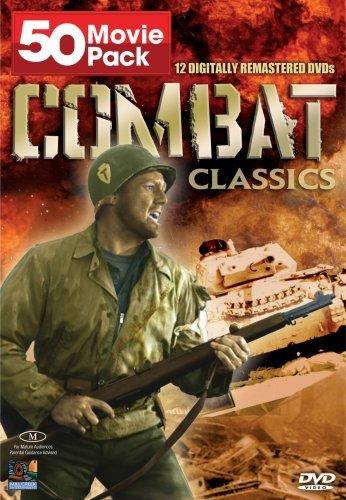 Combat Classics 50 MoviePack