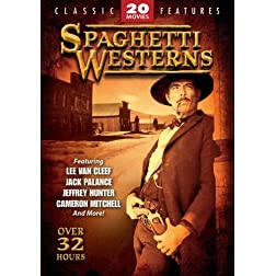 Spaghetti Westerns 20 Movie Pack