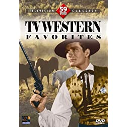 TV Westerns Favorites - 59 Episodes