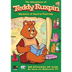 The Adventures of Teddy Ruxpin: Mysteries of Hard to Find City