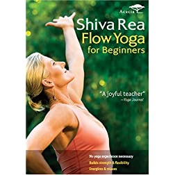 Shiva Rea - Flow Yoga for Beginners (Amazon Exclusive)