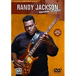 Randy Jackson- Master Groove