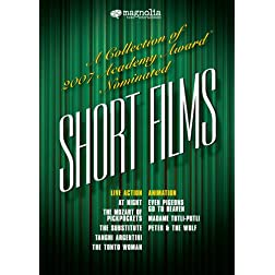 A Collection of 2007 Academy Award: Nominated Short Films