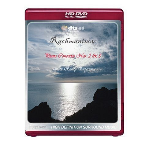 Rachmaninov - Piano Concertos Nos. 2&3 - Acoustic Reality Experience [HD DVD]