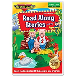 Rock 'N Learn: Read Along Stories on DVD