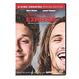 Pineapple Express (Two-Disc Unrated Edition + Digital Copy)