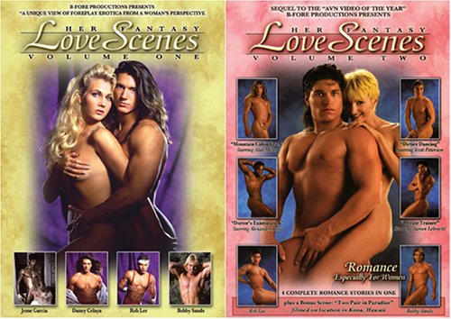 Love Scenes 2 Vol. Set