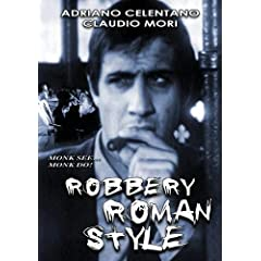 Robbery, Roman Style