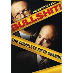 Penn & Teller - Bullsh*t! - The Complete Fifth Season