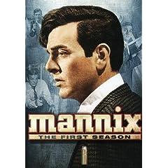 Mannix - The First Season