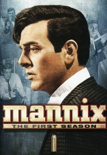 Mannix - The First Season