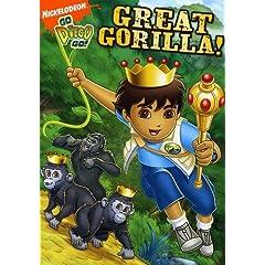 Go Diego Go!: Great Gorilla!