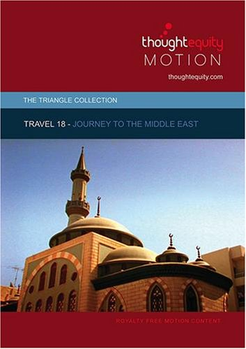 Travel 18 - Journey to the Middle East