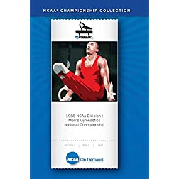 1988 NCAA Division I  Men's Gymnastics National Championship