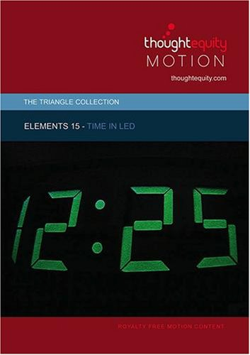 Elements 15 - Time in LED