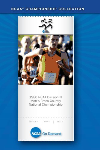 1980 NCAA Division III  Men's Cross Country National Championship