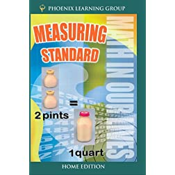 Math In Our Lives: Measurement-Standard (Home Use Version)