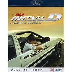 Initial D (Blu-Ray) [Blu-ray]