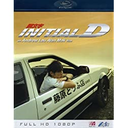 Initial D [Blu-ray]