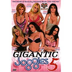 Gigantic Joggies 5 (Full Col)