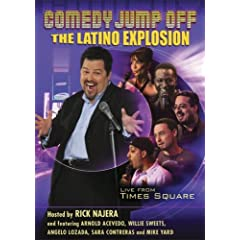 Comedy Jump off, Vol. 3: The Latino Explosion