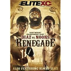 Elite XC: Renegade - Diaz vs. Noons