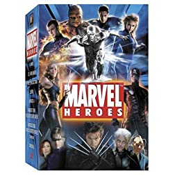 Marvel Heroes Collection (Daredevil, Elektra, X-Men, X2, X-Men 3: The Last Stand, Fantastic Four & Fantastic Four: Rise of the Silver Surfer)
