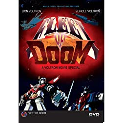 Fleet of Doom : A Voltron Movie Special