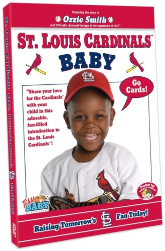 Team Baby: St. Louis Cardinal Baby - Raising Tomorrow's St. Louis Fan Today