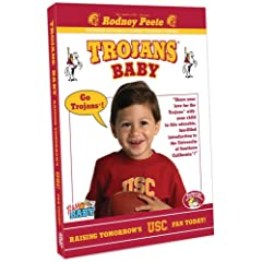 Team Baby: Trojans Baby - Raising Tomorrow's USC Fan Today