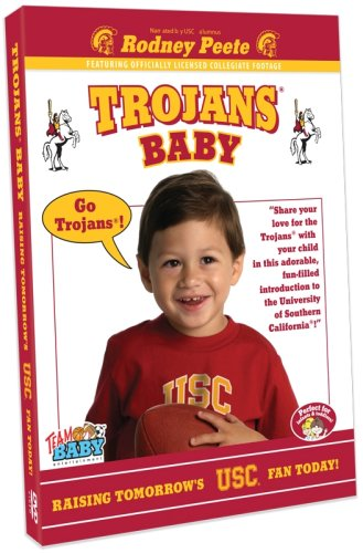 Team Baby: Trojans Baby - Raising Tomorrow's USC Fan Today