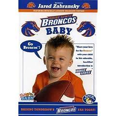 Team Baby: Baby Bronco - Raising Tomorrow's Bronco Fan Today