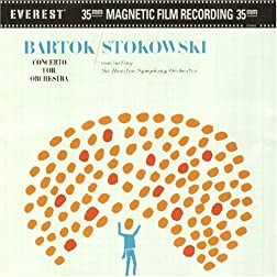 Leopold Stokowski: Concerto For Orchestra