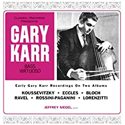Gary Karr: Double Bass