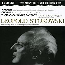 Leopold Stokowski: Wagner/Chopin/Canning