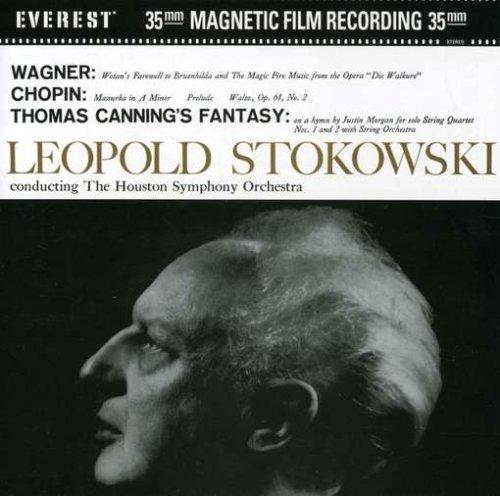 Leopold Stokowski: Wagner/Chopin/Canning