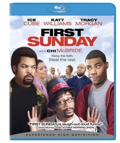 First Sunday [Blu-ray]