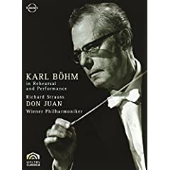 Karl Bohm in Rehearsal and Performance