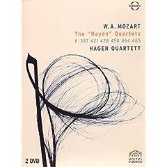 Mozart: String Quartets
