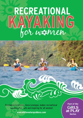 Recreational Kayaking for Women