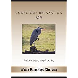 Conscious Relaxation Audio CD for MS