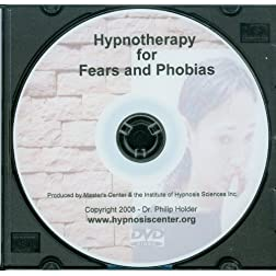 Hypnotherapy for Fears and Phobias