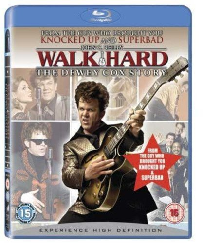 Walk Hard the Dewey [Blu-ray]