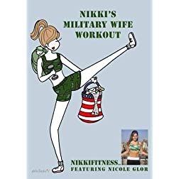 NikkiFitness Military Wife Workout